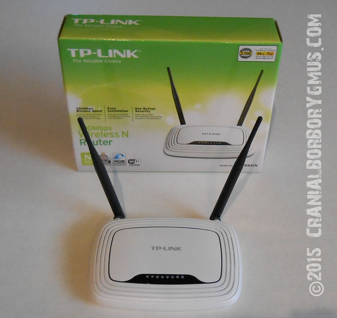 TP-LINK TL-WR841N wireless router review