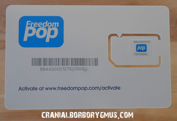 FreedomPop Global GSM sim review 2016   Get free cellular