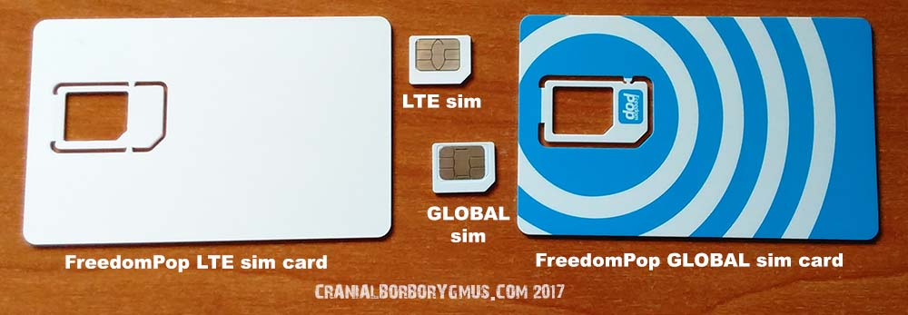 Only $0 99! FreedomPop AT&T LTE sim review 2017 | Get free